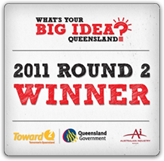 What's your big idea QLD Winner